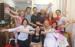 Awakening The Illuminated Heart Workshop in Singapore