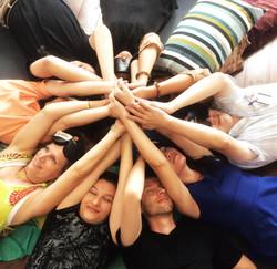 Unity Consciousness in Awakening Illuminated Heart Workshop