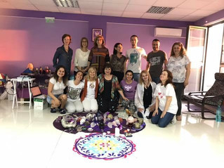Find The Healer Within, Sofia, Bulgaria,  June 5th - 7th, 2019