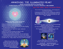 Awakening The Illuminated Heart, Toronto, in person or with Zoom option, Jan 7th-10th, 2021