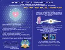 Awakening The Illuminated Heart, Oct 29th - Nov 1st, 20, Toronto-west, ON