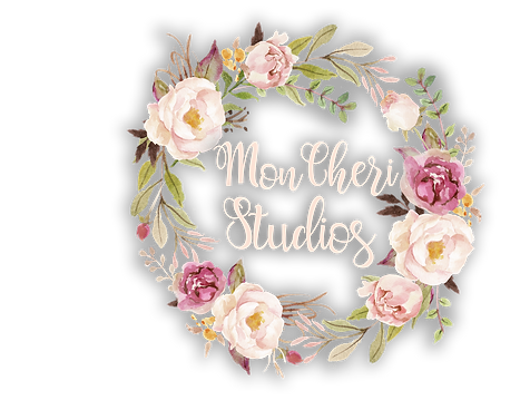 Mon Cheri Studio's Wedding Planner Florida Logo