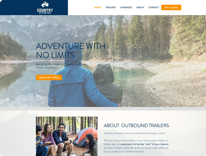 Marketing Nomad Portfolio Country Outbou