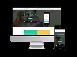 Marketing Nomad_Websites_VetSpotting_Bot
