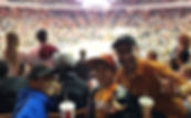 Daniel Ruszkiewicz University of Texas Basketball Game