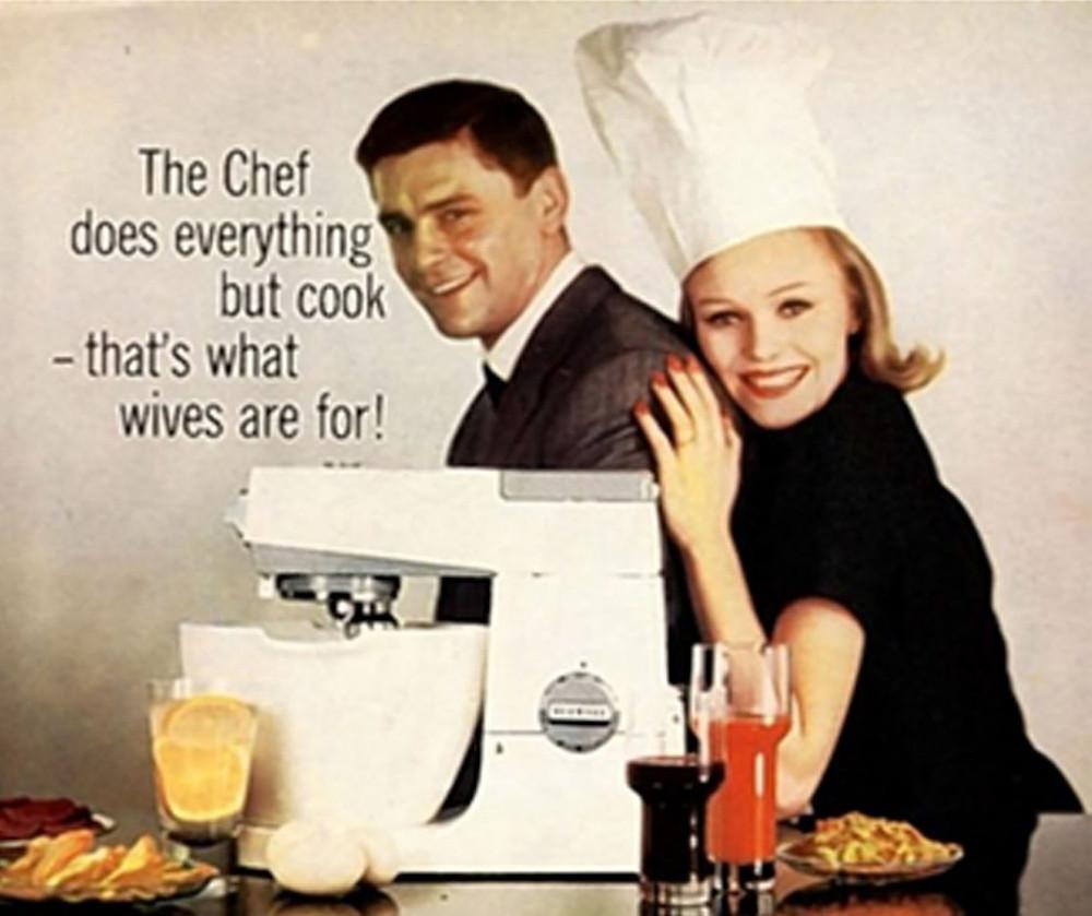 Publicidad de 1961