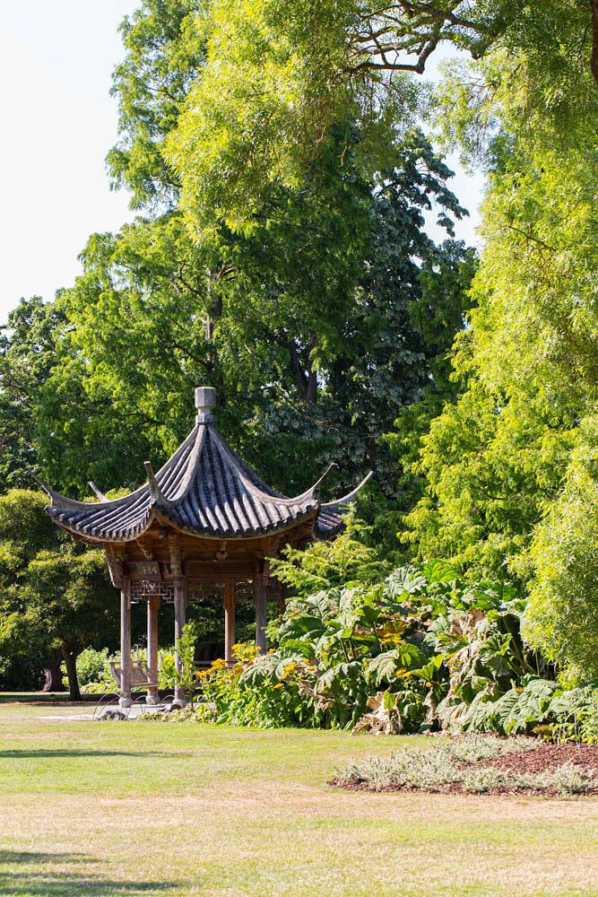Wisley Gardens London