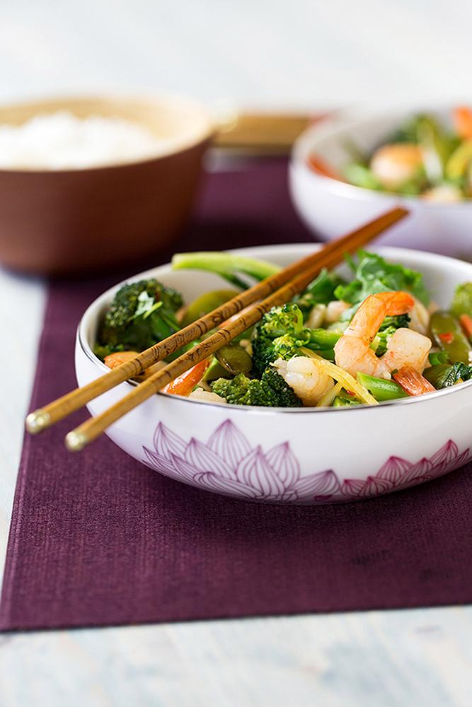 Thajský salát