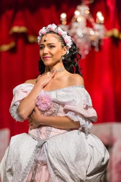 Reportáž - divadelní představení Cyrano