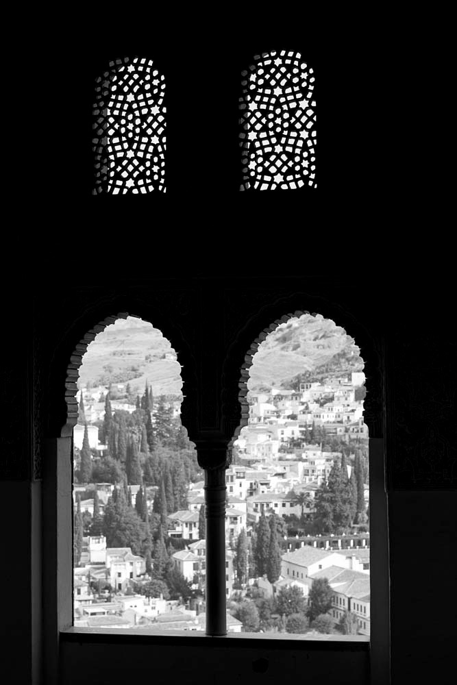 Španělsko - Alhambra