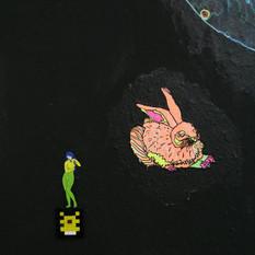 Velvet Kuntitzky, Mira Mushroom