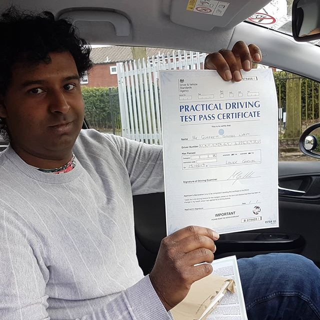 Congratulations to Gurpreet on passing y