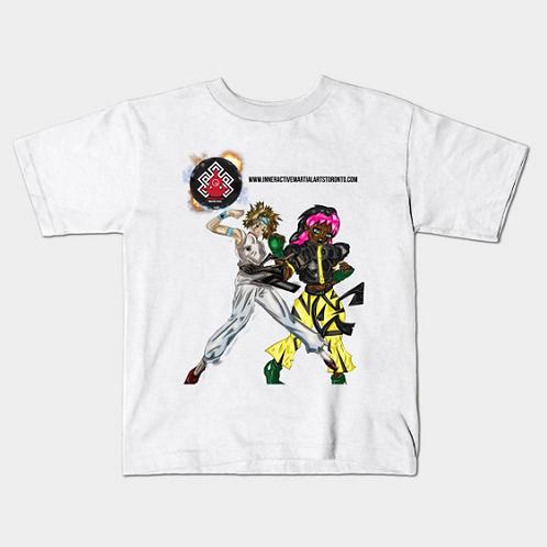 Inneractive Martial Arts JR girls shirts T-Shirt
