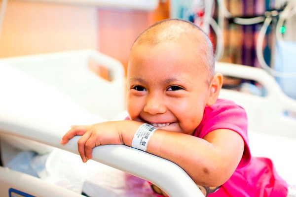 Kids Are Kicking Cancer With Martial Arts