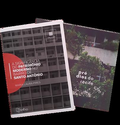 Combo Moderno: Dois Livros