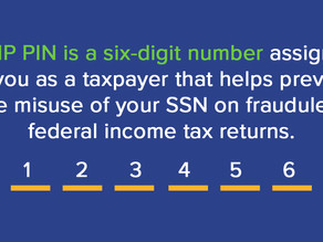 IRS Announces Nationwide Expansion of IDENTITY PIN Program