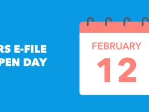 IRS will start accepting 2020 tax returns on Feb. 12