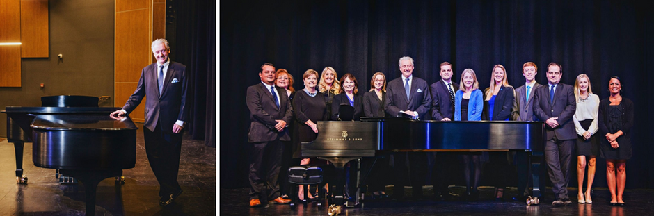 A PATRON OF PUBLIC EDUCATION MAKES COLLIERVILLE A STEINWAY SELECT SCHOOL