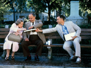"""""""You have to do the best with what God gave you."""" – Mrs. Gump"""