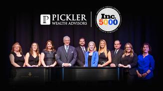 Pickler Wealth Advisors Lands on Prestigious Inc. 5000 List