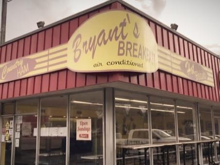 THE REBIRTH OF BRYANT'S BREAKFAST