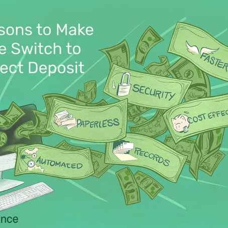 Why you should trust direct deposit