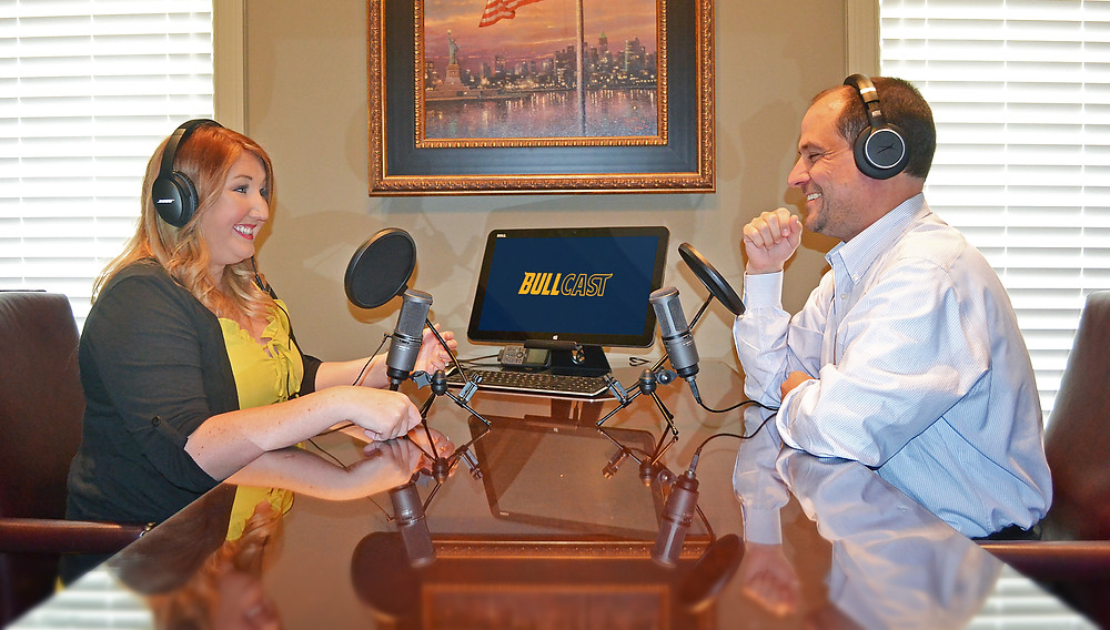 Katie Pickler and Cort Winsett | Bull Cast the Podcast | Powered by Pickler Wealth Advisors