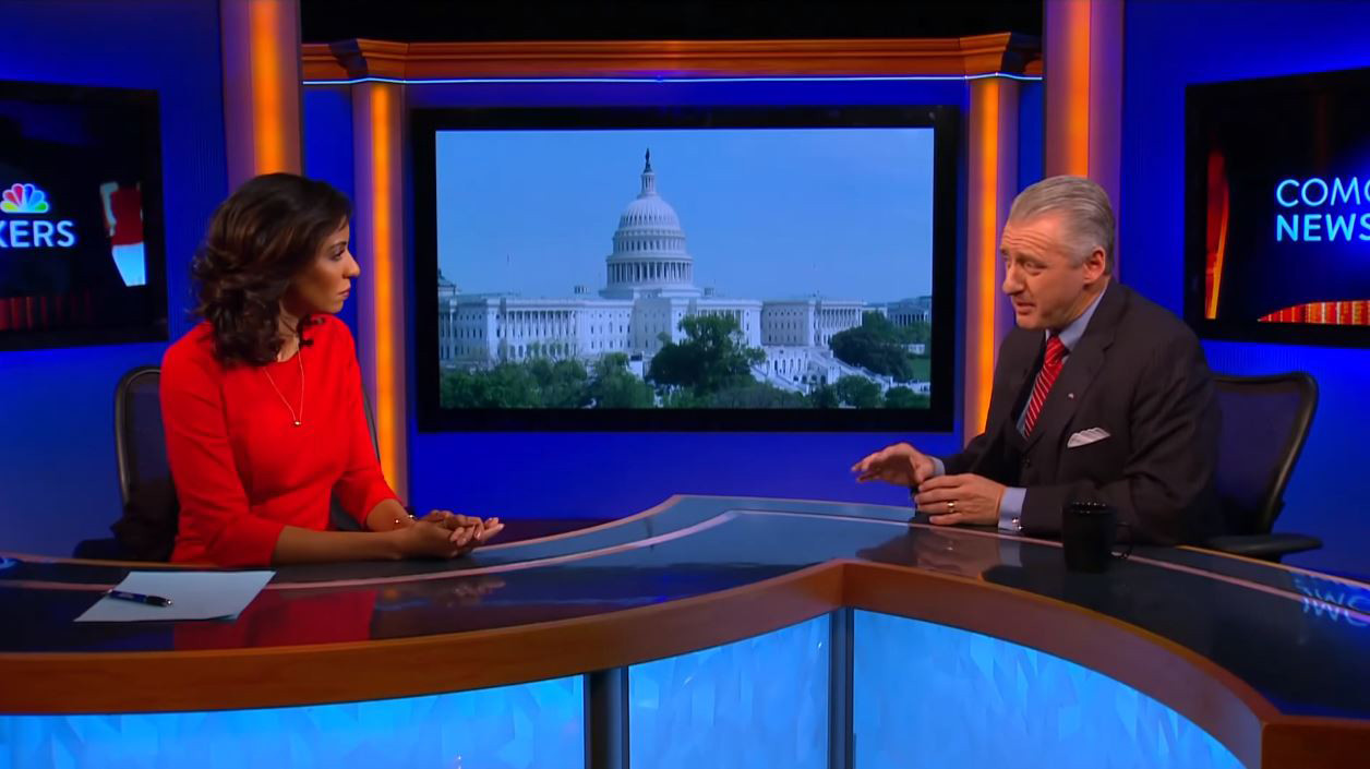 Comcast Newsmakers | Interview | American Public Education Foundation