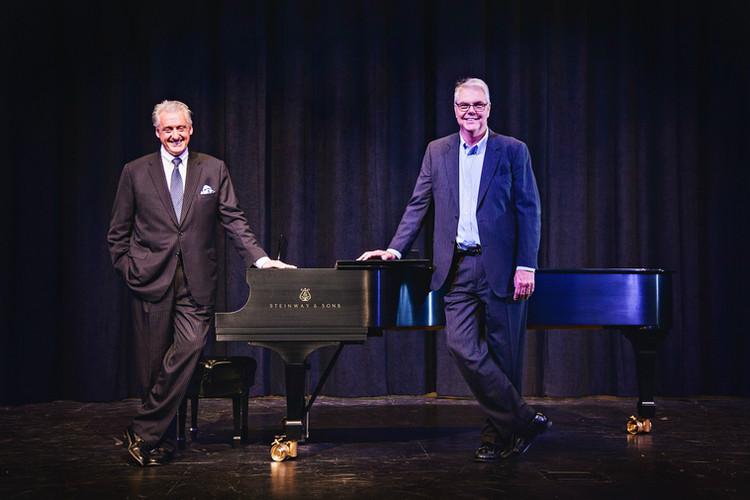 David Pickler and John Aitken | Collierville High School | Pickler Auditorium | American Public Education Foundation