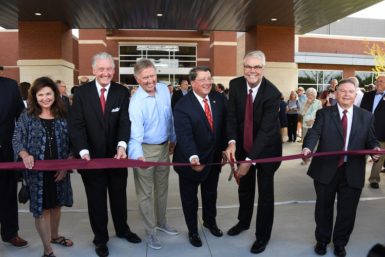 Ribbon Cutting at Collierville High School | American Public Education Foundation