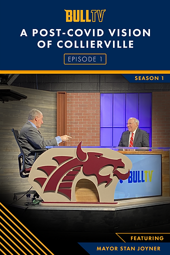 Episode 1: A Post-Covid Vision of Collierville