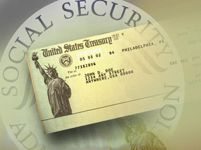 Social Security increases in more ways than one....