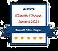 Avvo 2021 Clients' Choice Award