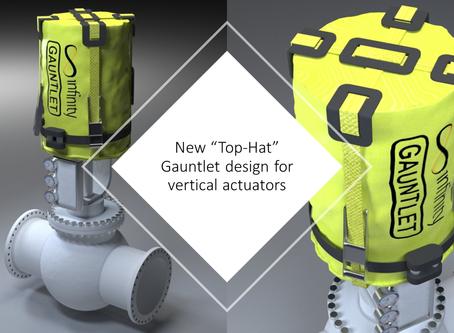 Infinity introduces new Gauntlet Design - Vertical