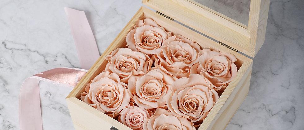 Peachy Pink Box