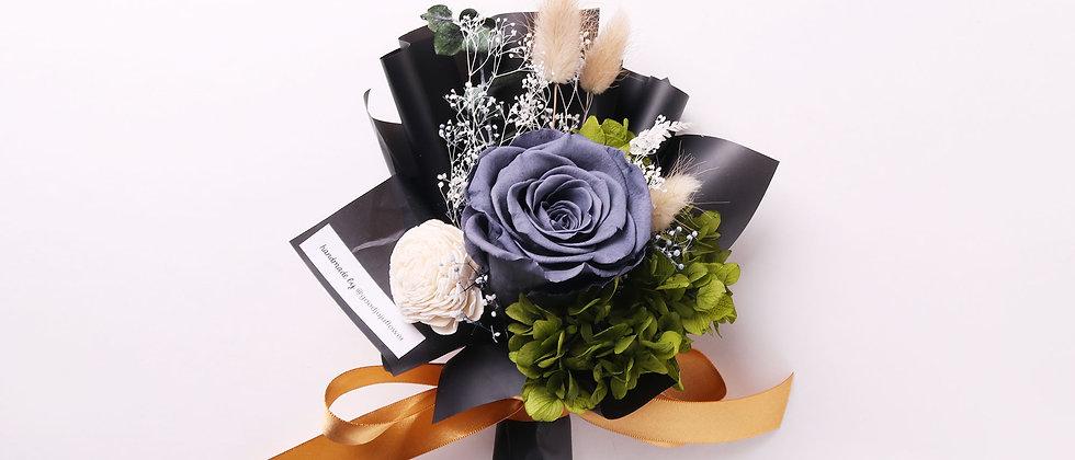Mini Bouquet_Gray