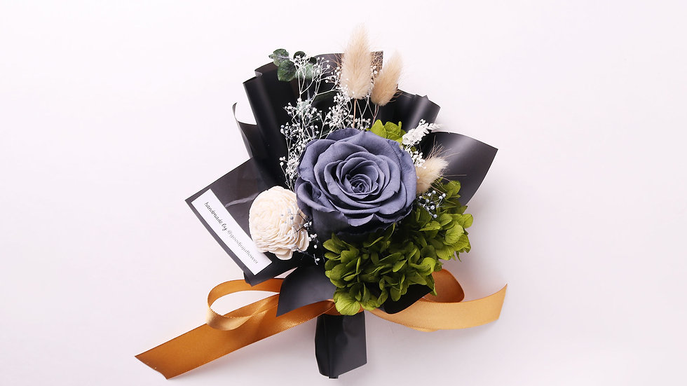 Mini Bouquet_Gray