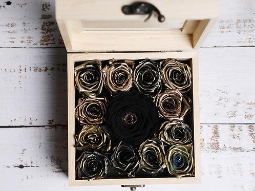 Gold box_Black