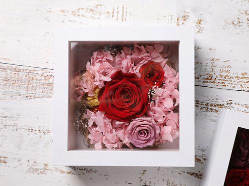 Garden In The Frame_pink