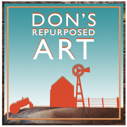 VM Don's Repurposed Art LOGO