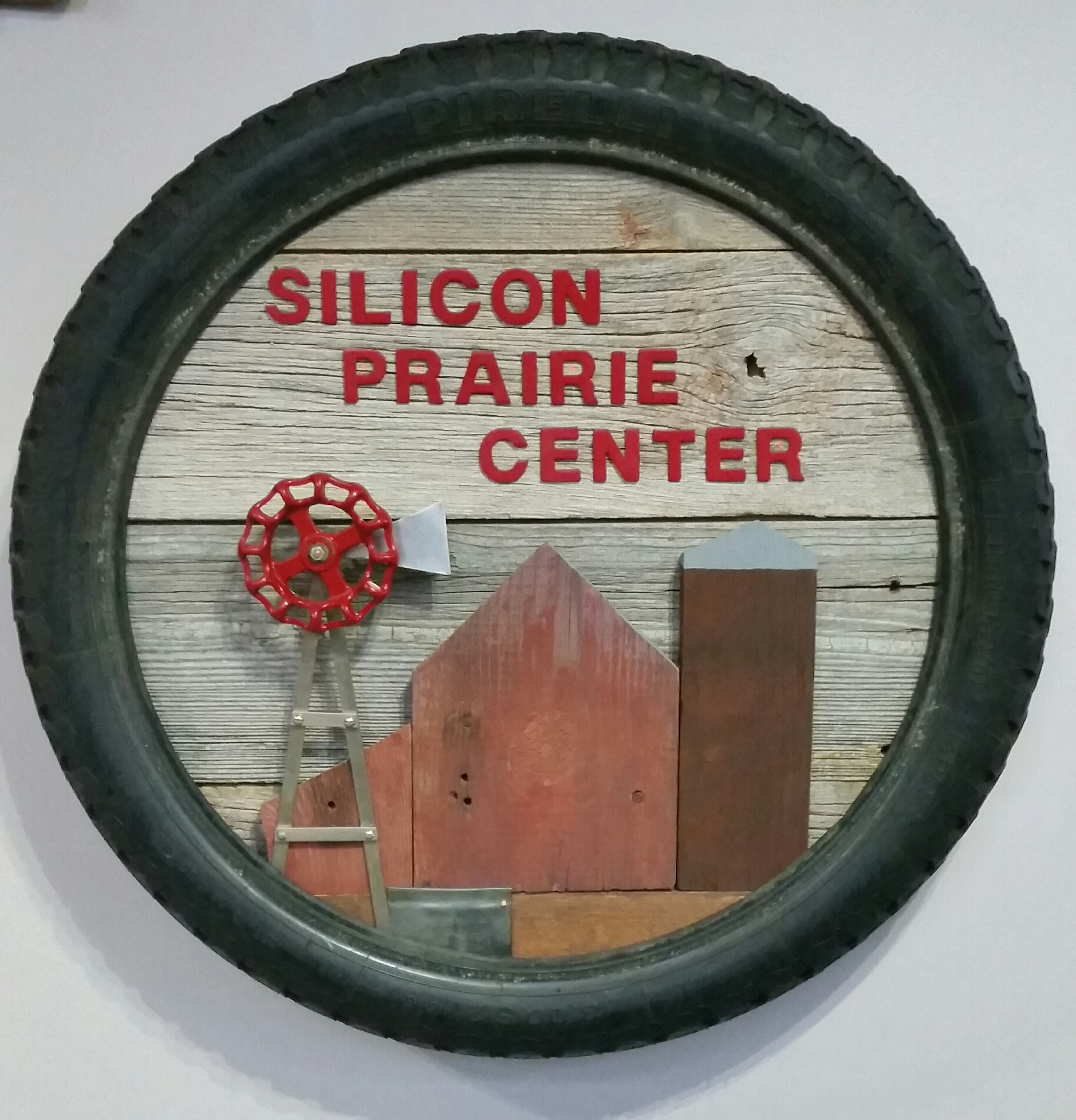 Silicon Prairie Center Commission