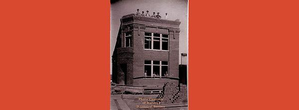 Vaulted Memories Bank 1909 Photo Faceboo