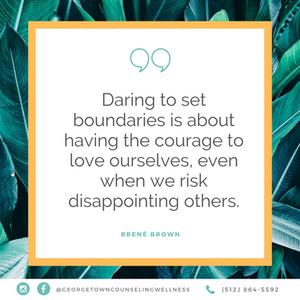 Learning to Establish Healthy Personal Boundaries