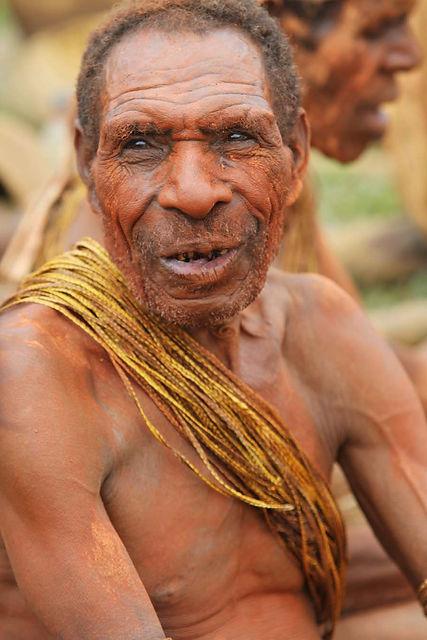 Morobe Portrait