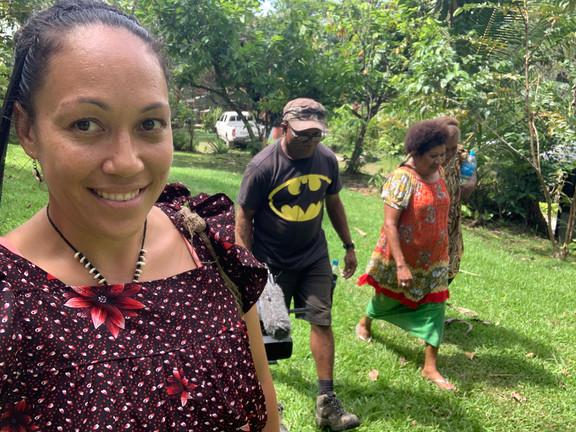 Death brought Kalo to Papua New Guinea