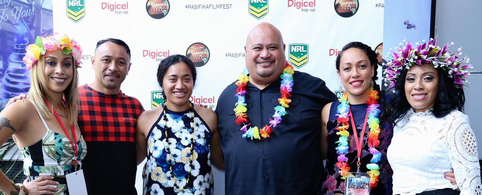Screen NSW:  Interview with Kalo Fainu, director Pasifika Film Fest