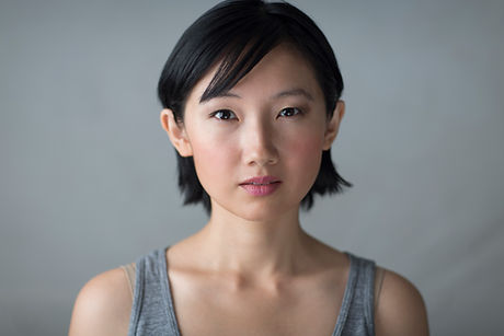 Headshot of Asian Woman