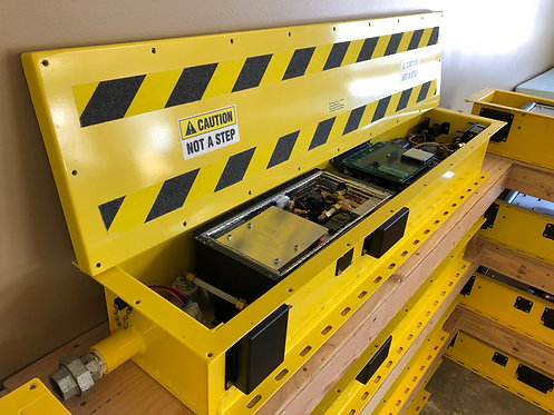DPS 9000 YAC - Yard Air Controller