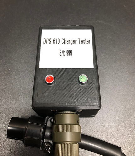DPS 610 Charger Tester