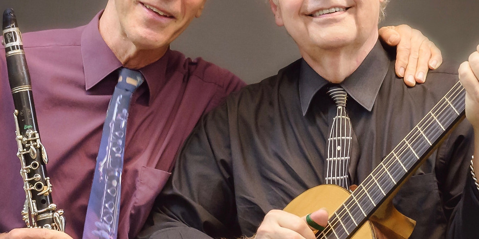Guy & Billy Celebrate 45 Years of Performing Together